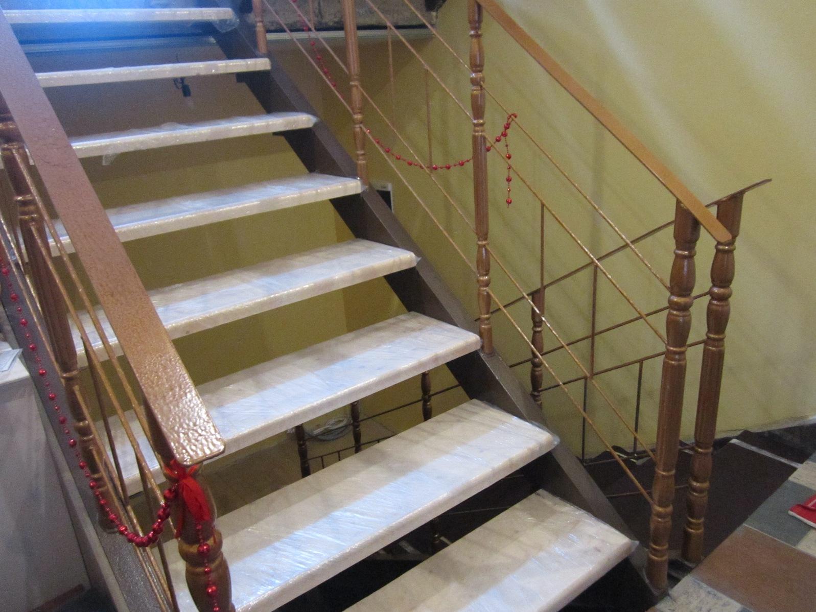 Лестницы из металла своими руками - инструкция по монтажу!